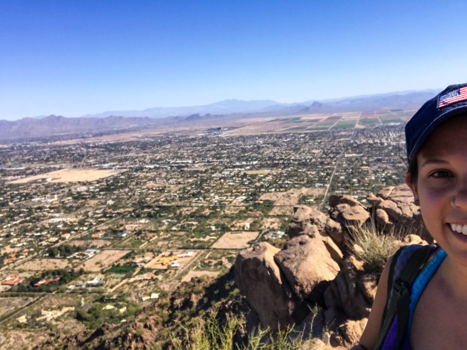 Camelback-Mountain-Summit-Phoenix-Arizona