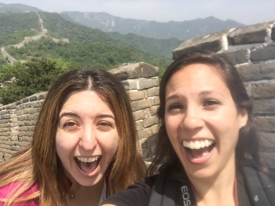 great-wall-china-selfie
